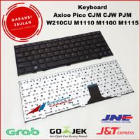 Keyboard Laptop Axioo Pico /Zyrex PJM, M111, Pico CJM, CJW, W210CU ORI