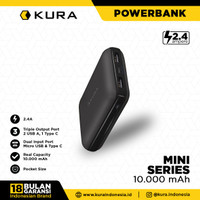 KURA Powerbank Mini Series 10000 mAh