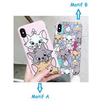 Soft case Baby Cat Iphone X 5G 5S 6G 6S 7+ 8+ Oppo A7 A3S F1S A83 A71
