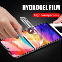Hydrogel Xiaomi Redmi Note 7 Tempered Glass Screen Guard Anti Gores