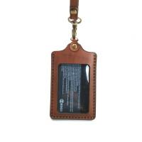 Name Tag - ID Card Kulit - Model L.2