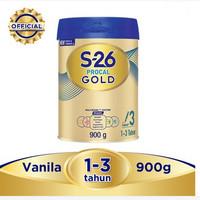 Wyeth S-26 Procal Gold Tahap 3 Vanila - 900gr