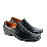 sepatu pantofel pria asli kulit formal