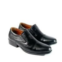 Sepatu pantofel pria asli kulit kerja formal Dan pesta