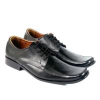 sepatu pantofel pria asli kulit Sepatu kerja formal