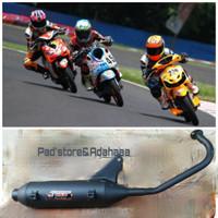 Termurah Knalpot Racing Bobokan Model Standar Untuk Yamaha Mio