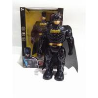 Mainan Robot Batman The Dark Knight Super Heroes Robot Berjalan