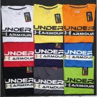 T-Shirt / Kaos Pria -- baju kaos oblong distro olahraga running gym