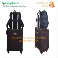 sale Backpack with Baby Babygoinc Diaper Go BabyGo Bayi cooler Hanzel