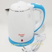 COSMOS kettle listrik 12 liter CTL 210/CTL210/teko pemanas air