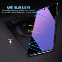 Tempered Glass Blue Light Samsung Galaxy M31/M21/M11 Anti Gores Kaca