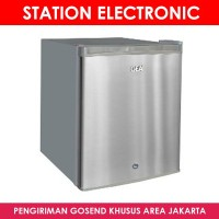 AKSESORIS KULKAS / GEA RS-06DR Kulkas 1 Pintu Portable Mini Bar -
