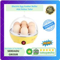 Alat Perebus Telur Elektrik - Electric Egg Cooker Boiler
