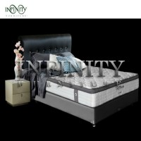 Elite Serenity Spring bed Impressa Pocket Latex 160 Full Set