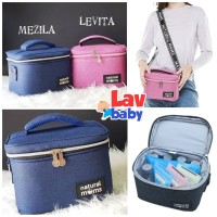 Natural Moms FRIO cooler bag tas simpan asi