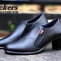 Sepatu Pantofel Wanita Kickers Woman High Heels Formal Kerja Sandal