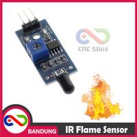 [CNC] Flame Api Infrared Sensor Module For Arduino Uno Nano Mega