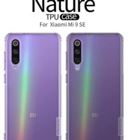 Softcase Softjacket Nillkin Nature Air case Xiaomi Mi9 se Mi 9 se - beff
