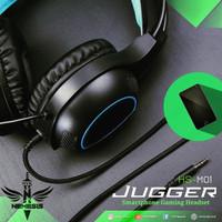 Headset NYK Gaming Jugger HS-M01 HS M01