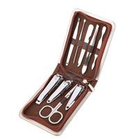 Nail Art Manicure Pedicure Set 9 in 1 Perawatan Gunting Kuku Mini