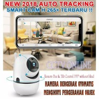 CCTV WIFI BABY CAMERA 3MP Sensor gerak