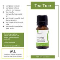 Tea Tree Essential Oil - 20mL (minyak jerawat)