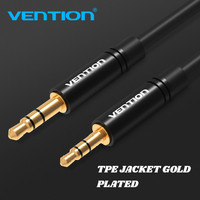 Vention BAL Kabel Audio Aux 3.5mm Male to 2.5mm Male High Quality