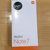 Xiaomi Redmi note 7 4/64 Nebula Red garansi resmi tam