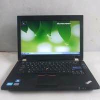 laptop lenovo thinkpad L420 core i5 ram 4gb hardisk 500gb bergaransi