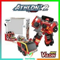 Mainan robot - athlon 2 - mini vulcan