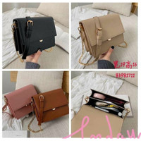 Tas import selempang polos Fashion SALE