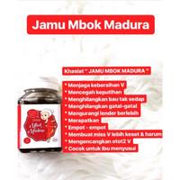 Jamu Mbok Madura by Maylizza Jamu Keputihan MissV