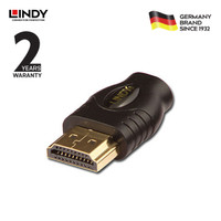 LINDY #41083 Micro HDMI Female to HDMI Male Adapter