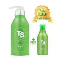 TS Shampo / Shampoo Rambut Rontok (500ml + free 100ml)