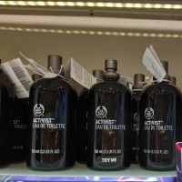 The Body Shop ACTIVIST Eau De Toilette 100ml - Parfum EDT