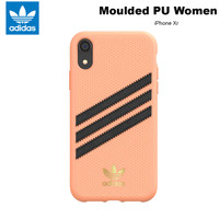 Case iPhone Xr Adidas Originals Moulded Silicone Case - Pink