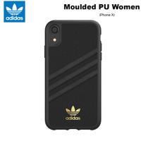 Case iPhone Xr Adidas Originals Moulded Silicone Case - Black