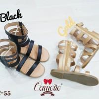 CameLie Sandal gladiator anak ukuran 27-36 (228-5)5