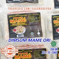 DIMSUM MAME Isi 15 Dim Sum Siomay Ayam Promo Grosir Best Seller Murah