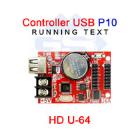 USB CONTROLLER / PSU / RUNNING TEXT