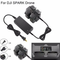 Charger hub dji spark 4 in 1