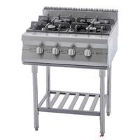 Kompor / Gas Open Burner With Stand GETRA RBD-4
