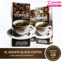 Parfum Pengharum Mobil, Ruangan - VL Scents Block Coffee
