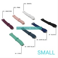 SMALL - Rubber Strap Fitbit Alta HR - Replacement Band