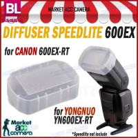 Flash Diffuser Bounce for CANON 600EX-RT YONGNUO YN600EX-RT YN685