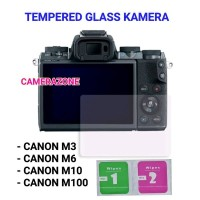 TEMPERED GLASS CANON M3 M6 M10 M100