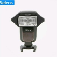 Selens Magnetic Flash Modifier Rubber Band Grip holder bracket bracket