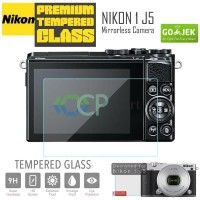 Tempered Glass Nikon 1 J5 Screen Protector Anti Gores nikon J 5