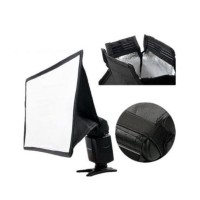 Rajawali universal softbox / Flash Diffuser Camera DSLR 15x17cm - for