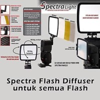 SPECTRA Light Flash Diffuser